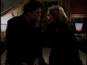 エンジェル and Buffy