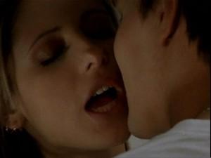 Angel and Buffy