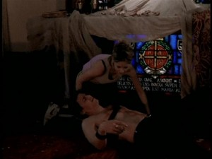 Angel –Jäger der Finsternis and Buffy