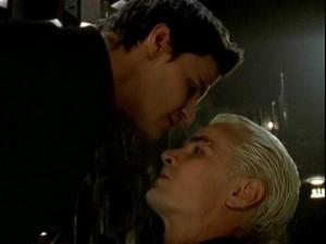 Angelus and Spike