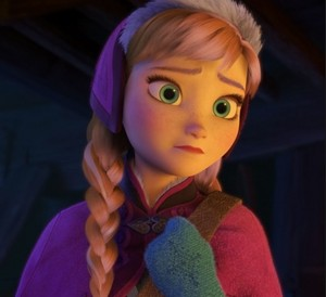 Anna- Frozen.