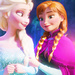 Anna and Elsa Together Icon