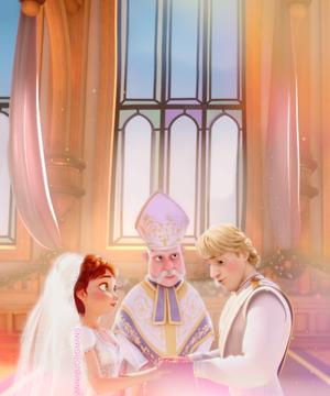 Anna and Kristoff's Wedding
