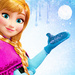 Anna and Snowball Icon