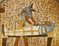 Anubis Attending to the Pharaoh
