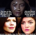 Aria is A Emily mask