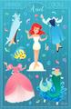 Ariel Paper Doll - ariel photo