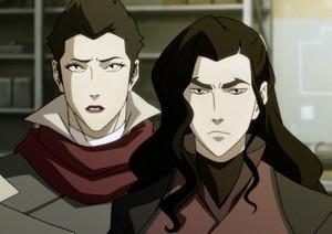 Asami and Mako