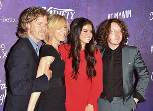 August 23: Selena and costars at the Variety and Women in Film Emmy Nominee Celebration in Hollywood