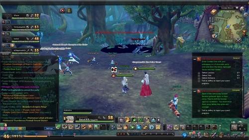 Aeria Games Aura Kingdom