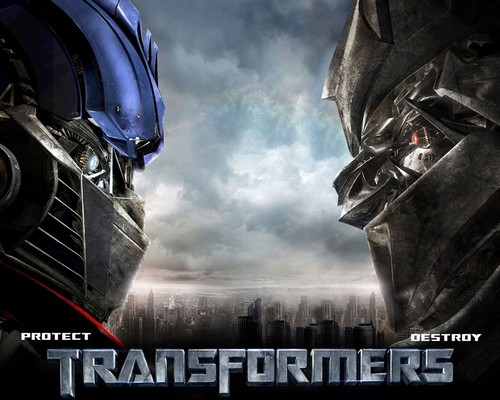 Optimus Prime wallpaper probably with a strada, via and a carreggiata, strada carraia called Autobots Roll Out