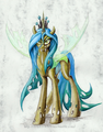 Awesome Chrysalis pics - mlp-fim-queen-chrysalis photo
