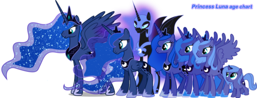 Princess Luna wallpaper called Awesome Luna pics