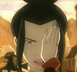 Azula- Zuko Impersonation.