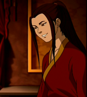 Avatar The Last Airbender karatasi la kupamba ukuta containing anime entitled Azula