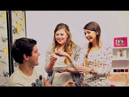 Baking with Zoella