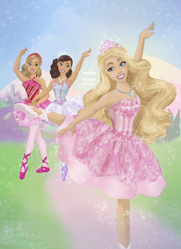 Barbie and the Nutcraker
