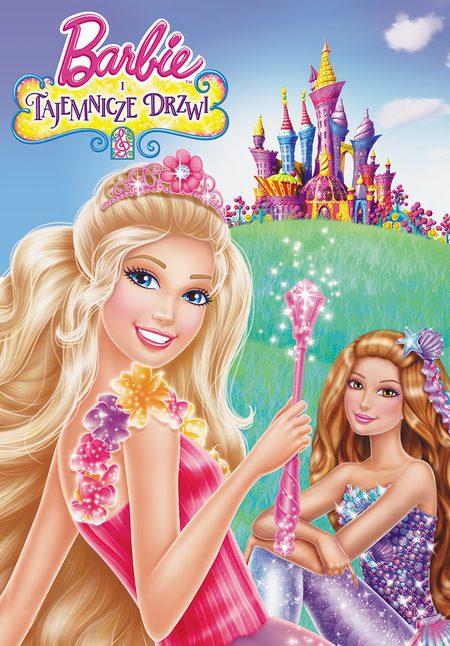 Barbie & The Secret Door Book Cover HQ!