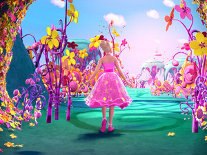 búp bê barbie & The Secret Door Original HD Stills!
