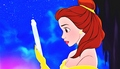 Beauty and the Beast fondo de pantalla - Belle