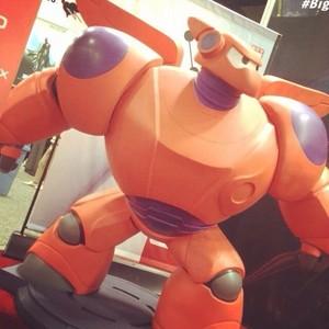 Big Hero 6 at San Diesgo Comic Con 2014