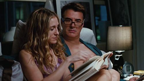 ویژن ٹیلی & Movie Couples پیپر وال called Big and Carrie