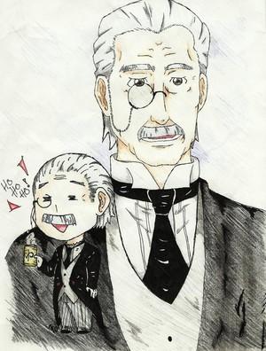 Black Butler larawan
