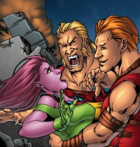 Blink Age Of Apocalypse