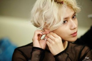 Blonde Hair Taemin 2014 <3