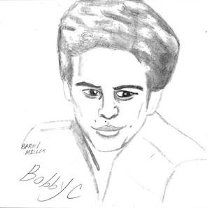 Bobby C drawing