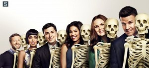 Bones - Season 10 - Cast Promotional photos