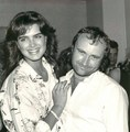 Brooke and Phil Collins