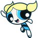 Bubbles    - powerpuff-girls icon
