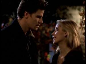 Buffy and Ange