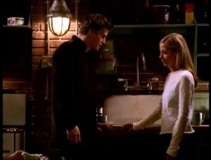 Buffy and 天使