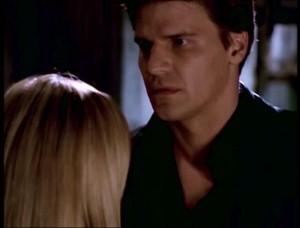Buffy and malaikat