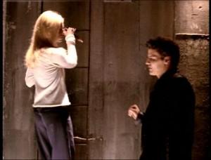 Buffy and Angel