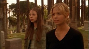 Buffy and Dawn