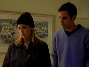 Buffy and Xander