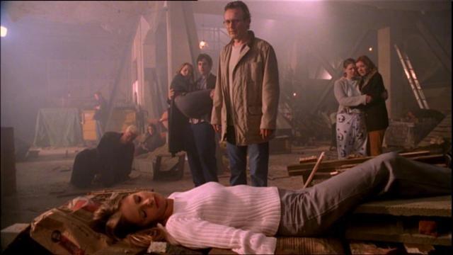Buffy's death