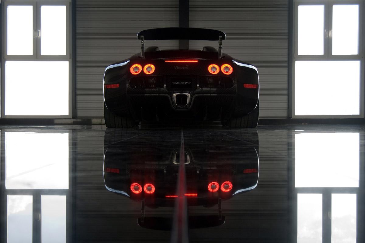 Bugatti Butt