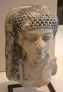 Bust of Meritaten