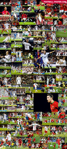 Soccer wallpaper called CRISTIANO RONALDO