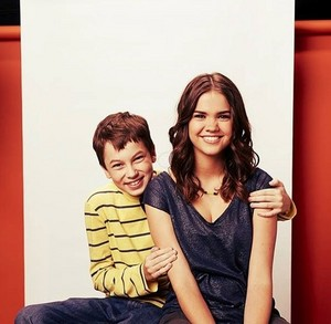 Callie and Jude (the fosters)