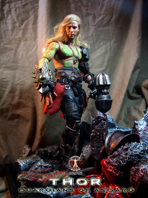 Calvin's Custom One Sixth Scale THOR