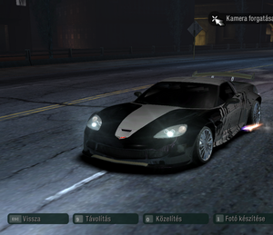 Cars I made in Need for Speed