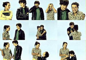 Casey and Derek