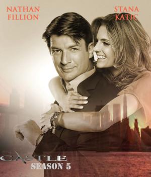 kastil, castle Season 5 Poster