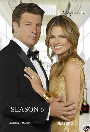 Castle: Wedding Poster (Season 6)
