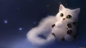 gatos are so cute! =)